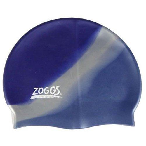 Zoggs Multi Colour Silikon Badekappe - Badekappen