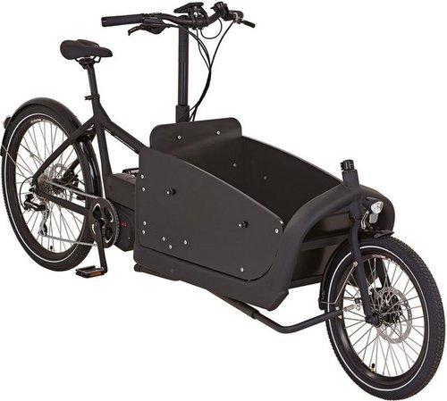 """Prophete E-Bike »CARGO E-Bike 20""""/26""""«, 8 Gang Shimano Shimano Acera Schaltwerk,"""