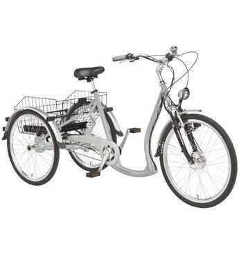 Wild Eagle [E-Bike, 7 Gang Shimano NEXUS Schaltwerk, Nabenschaltung, Frontmotor 250 W]