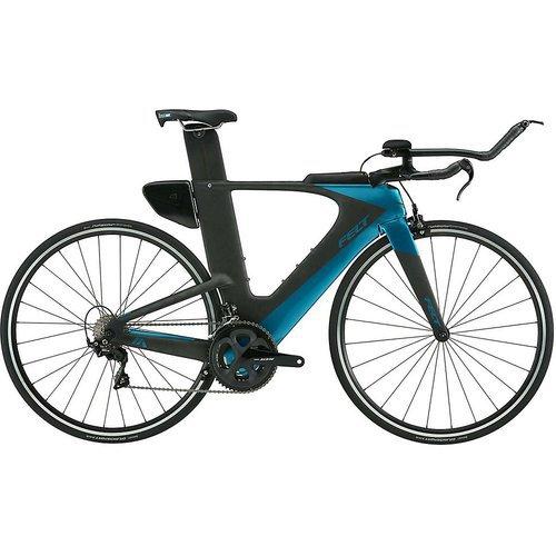 "Felt IA Advanced TT Bike (105) 2020 - Matte Textreme - Aquafresh  - 56cm (22"")"