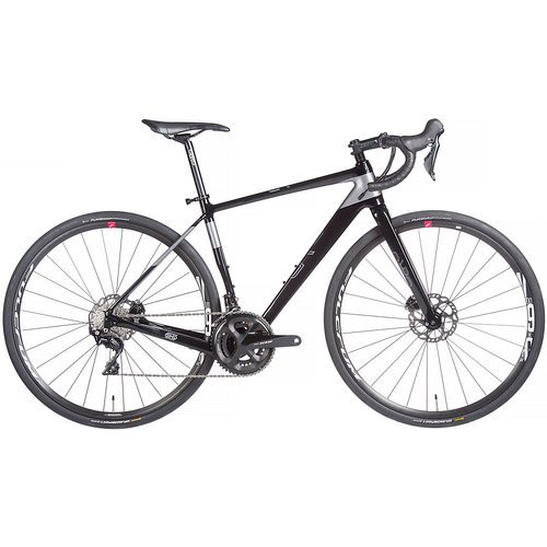 Orro Terra C HYD 7020 R7000 Adventure Bike 2020 - Schwarz - Grau  - XL