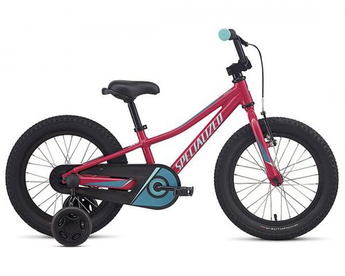 Specialized Riprock 16 Zoll Kinderfahrrad | gloss rainbow flake pink-turquoise-light turquoise