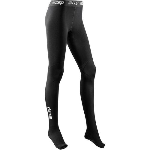CEP Recovery Pro Tight Trainingshose Damen black I