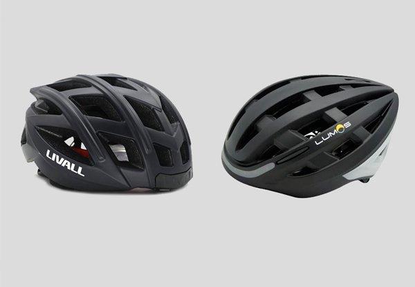 Lumos vs. Livall – Zwei smarte LED-Helme im Vergleich