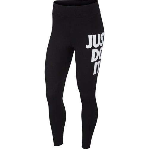 Nike Sportswear Leg-A-See JDI 7/8 Leggings black/white L