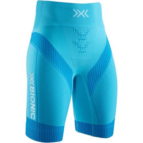 X-Bionic Effektor G2 Laufshorts Damen effektor turquoise/arctic white L