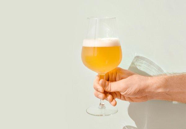 Alkoholgenuss und seine gesundheitlichen Folgen.