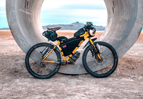 Bikepacking Taschen richtig packen. Die ultimative Checkliste.