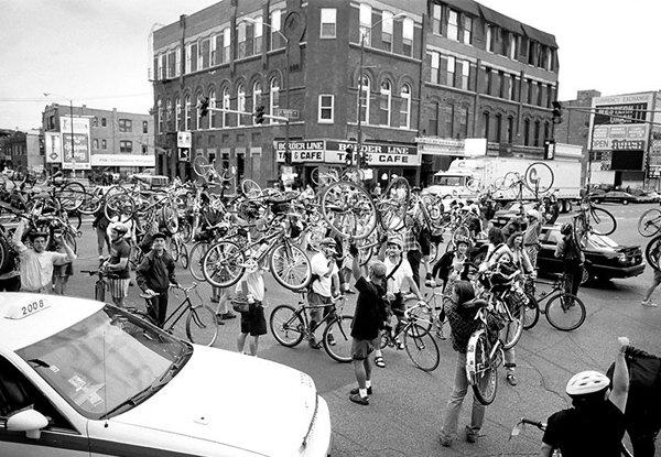 Critical Mass. Mehr als eine Fahrraddemo.