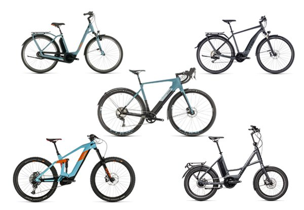 Cube E-Bike Test 2021. Wir stellen dir die besten E-Bikes vor.