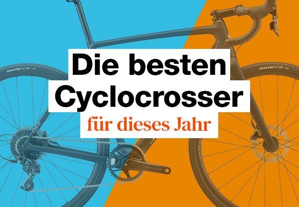 Die besten Cyclocross Räder im Test.