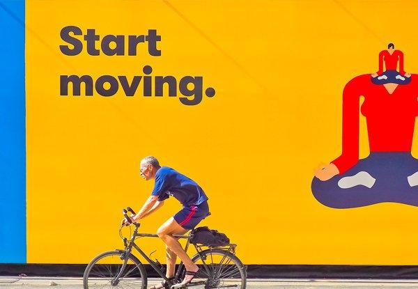 20 Gründe warum Fahrrad fahren gut für deine Gesundheit ist.