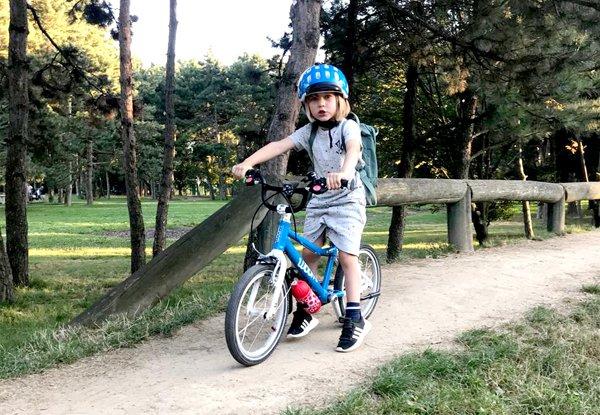 Fahrrad fahren lernen: So lernt es dein Kind richtig.