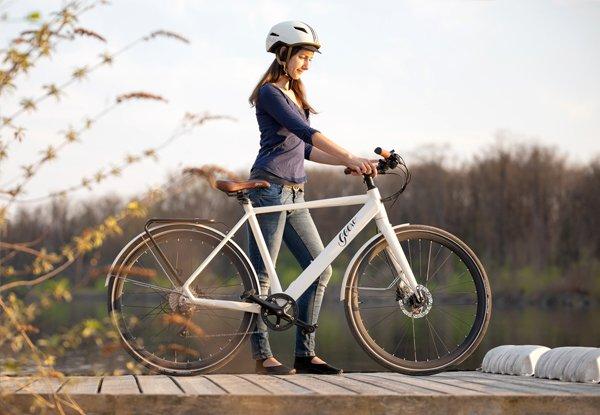 Design unter Strom. Das Geero 2 im E-Bike Test.