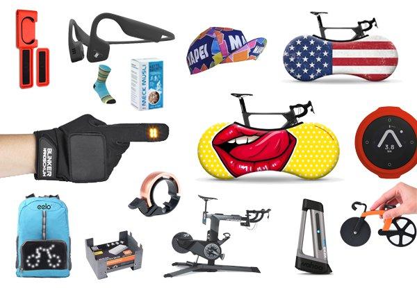 Geschenke für Fahrradfahrer. Die besten Ideen für jeden Geldbeutel.