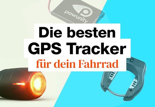 Fahrrad GPS Tracker Test. Die besten Tracker in 2021.
