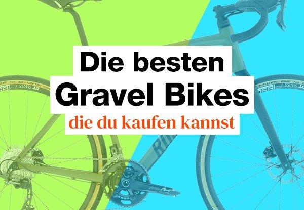 Gravel Bike Test - Diese 6 Räder haben uns am meisten überzeugt.