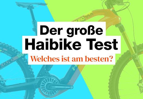 Haibike Test: Die besten Haibike E-Bikes in 2021.