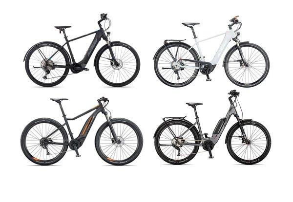 KTM E-Bike Test – Wir haben die Räder für euch getestet.