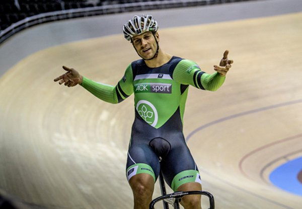 Das Geheimnis des Erfolges? Interview mit Bahnrad-Weltmeister Maximilian Levy.