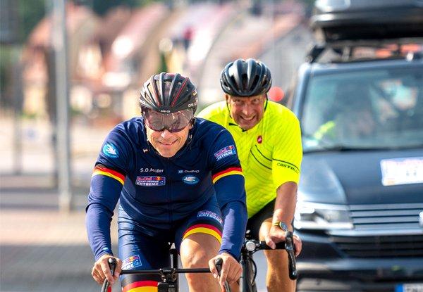 10 Tipps für mentale Stärke. Beim Radfahren, im Business und im alltäglichen Leben.