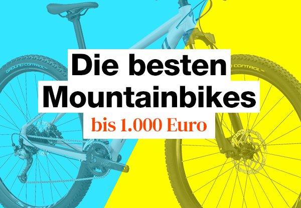 Mountainbike Test bis 1000 Euro. Hier sind unsere 15 Top-Bikes zum Kampfpreis.