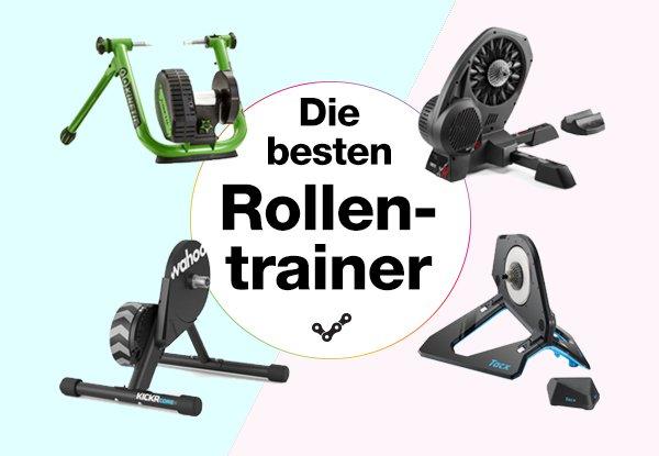 Rollentrainer Test: Die besten Rollentrainer für 2021.