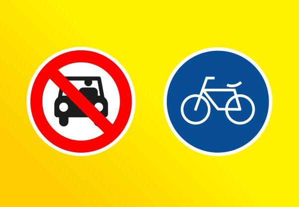 Verkehrswende. Statistiken, Zahlen, Fakten und Gründe mehr Fahrrad zu fahren.