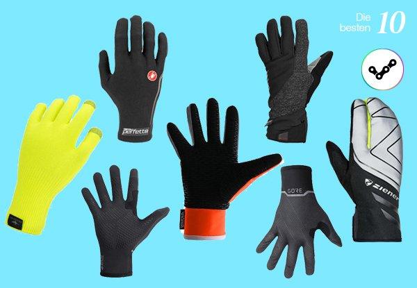 Die besten Winter Fahrrad Handschuhe für 2021