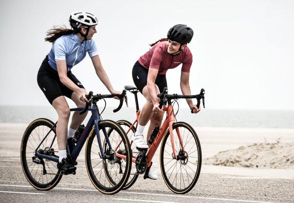Schneller Rad fahren? Acht einfache und effiziente Tipps.